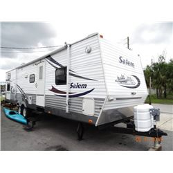 2006 Forest River Salem 321 QBSS 32' T/A Travel Trailer