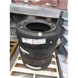4 Michelin P255/65R117 New Tires - 4 Times the Money