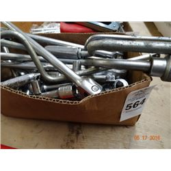 Lot of Craftsman Angle Ratchet