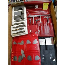 Flat of Machinery Tools
