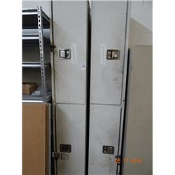 2-Door Truck Side Mount Locker
