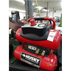 Husky 1.5 HP Air Compressor