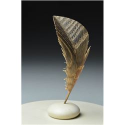 Feather #11,883 by Miriam Carpenter