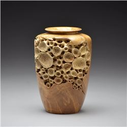 Coral Vase by Mark Doolittle