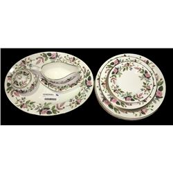 * Group of Wedgwood 'Hathaway' Fine China