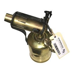 * Anique Primus Solid Brass Blow Torch