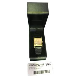 * 1940's Longines 14ct Gold Doctor's Dial Men's Watch