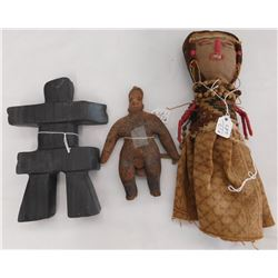 Native American Doll Collection
