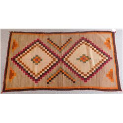 Old Navajo Weaving