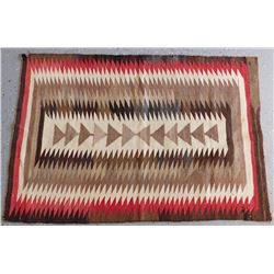 Eye Dazzler Navajo Weaving