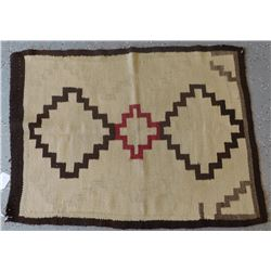 Antique Navajo Weaving