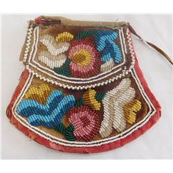 Iroquois Beaded Bag