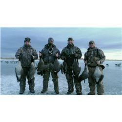 2 Day Waterfowl Hunt - 2 guns - with 2 wounded veterans in northern Colorado