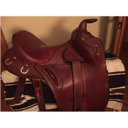 Custom Made Australian Saddle