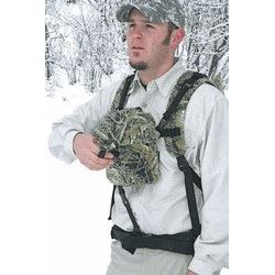 Bino Harness, Bino Cover & Rangefinder Case by Nimrod Outdoors