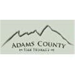 Storage: 8x20x8 - 1st 6 months half price at Adams County Self Storage.