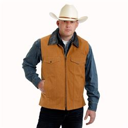 Concealed Carry Vest in Desert Brown