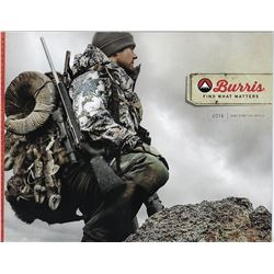 Burris Optics 50% of MSRP Award Coupon up to $1,015.00 value.  Group 2