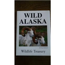Autographed book titled Wild Alaska - Wildlife Treasury