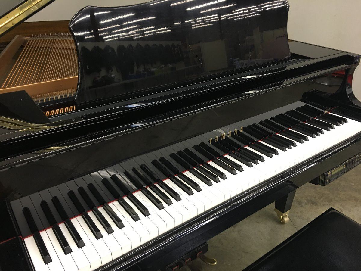yamaha gp1 grand piano ser 5596577 with gp disklavier