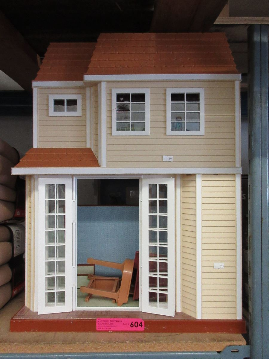 Plastic Doll House Furniture