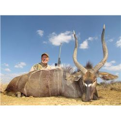 NORTHWEST PROVINCE PLAINS GAME SAFARI FOR TWO HUNTERS
