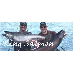Alaska Fishing Adventure with Charter Choices