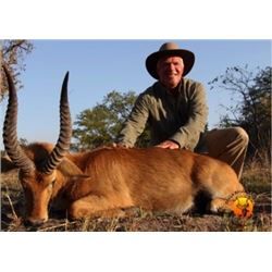 Safari Zambia for One Hunter One Observer