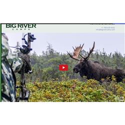 Canadian Moose Hunt