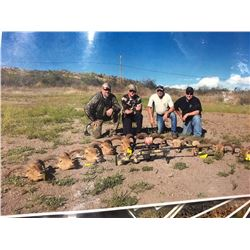 Free Ranging Aoudad Hunt in West Texas (Benefits Wounded Warriors)