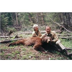 British Columbia Black Bear Hunt