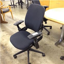 Steelcase leap ergonomic office chair able auctions - Steelcase leap ergonomic office chair ...