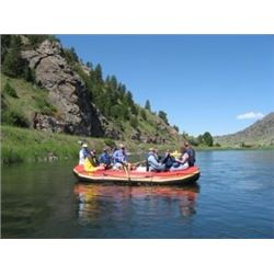 Scenic Missouri River Float Trip with Lunch