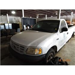 1999 Ford F150 Std. Cab Long Bed Pick Up
