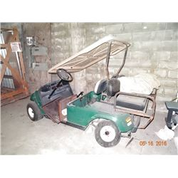 EZ Go Electric Golf Cart (Parts)