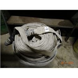 Lot of Construction Water Hose