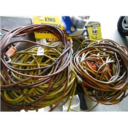 Lot of Electric Cords
