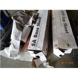 Self Adhesive Base Sheet Membrane