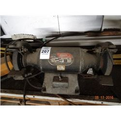 Milwaukee Bench Grinder
