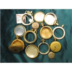(7) Old Watches or Cases for watches.