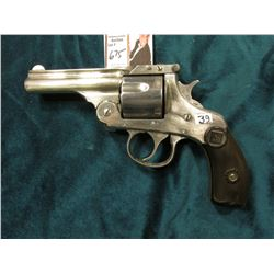 Harrington & Richardson Arms Co. Six-shot Revolver, Worchester, Ma. Appears to be in working conditi
