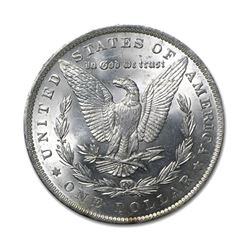 1879 $1 Morgan Silver Dollar AU