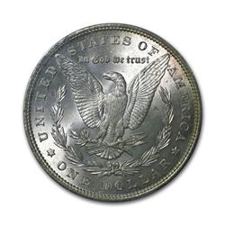 1896 $1 Morgan Silver Dollar AU