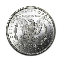 1897-S $1 Morgan Silver Dollar VG