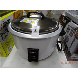 Winco Electric Rice Cooker