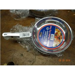 "10"" Mirror Finish Fry Pan 3 Times the Money"
