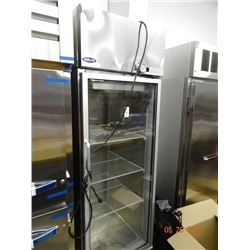 Norlake PR2525MG-0 Refrigerated Merchandiser Tested to 34deg