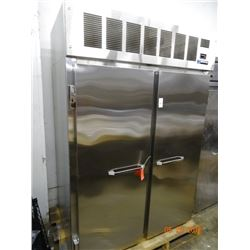 Master Bilt IHC-48 S/S 2 Door Flash Freezer - Online $7934.00