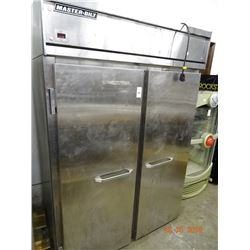 Master Bilt S/S 2 Door Refrigerated Reach In