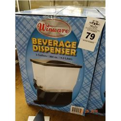 Winware Beverage Dispenser